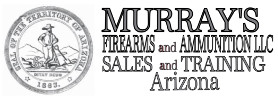 Murray's Firearms And Ammunition Logo